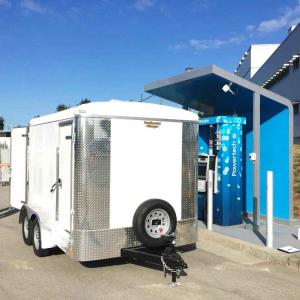 HyStEP (Hydrogen Station Equipment Performance) Device